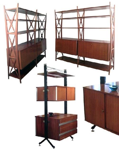 17 migliori idee su mobili anni 39 50 su pinterest mobili - Mobili anni 50 ...