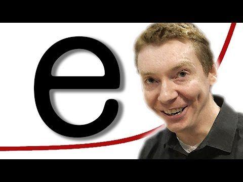 Euler's number: e