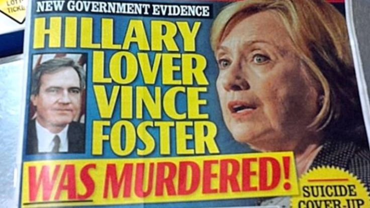 Hillary's  Responsibility for Waco & Vince Foster's Murder