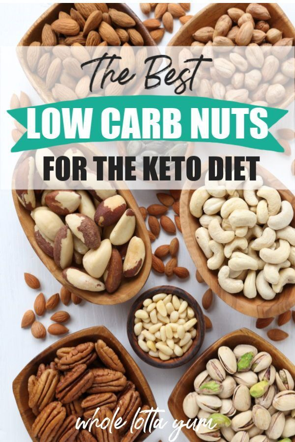 slow carb diet almonds
