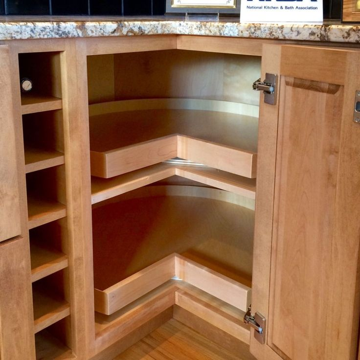 Storage Ideas For Corner Kitchen Cabinets: Best 25+ Base Cabinet Storage Ideas On Pinterest