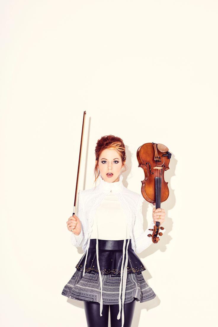 Violinist Lindsey Stirling Proves She's Brave Enough on Her Latest Album