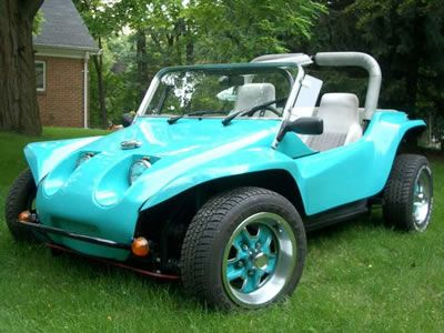 Fiberglass Dune Buggy For Sale | Street Legal Fiberglass ...