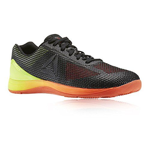 Reebok CrossFit Nano Men's Training Shoes in Vitamin C / Solar Yellow /  Black