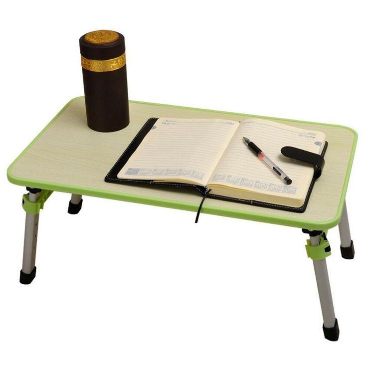 SUFEILE New Portable Adjustable Laptop Notebook Pc Desk Table Folding pinnic Laptop table SE23