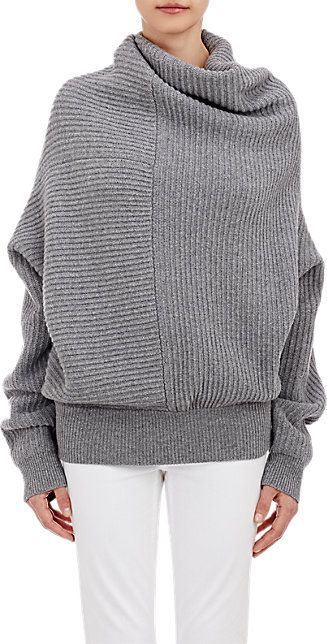 Acne Studios Oversized Jacy Turtleneck Sweater - Turtleneck - Barneys.com