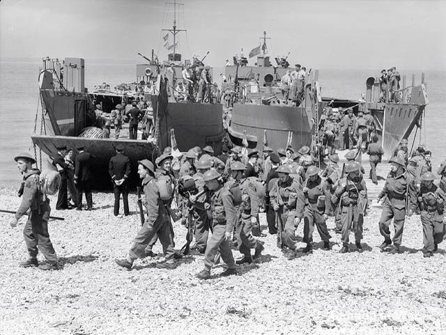 The Dieppe Raid, also known as the Battle of Dieppe.The raid took place on the northern coast of France on 19 August 1942.A total of 3,367 of the 6,086 men who made it ashore were either killed, wounded, or captured