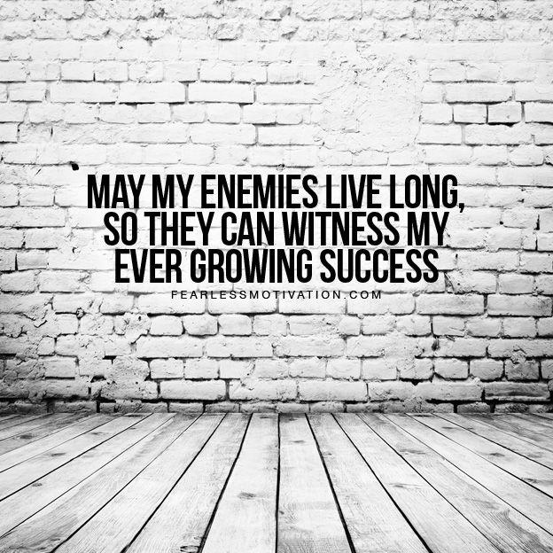 haters enemies