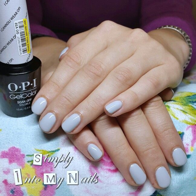 OPI GelColor I Cannoli Wear OPI (Venice collection)