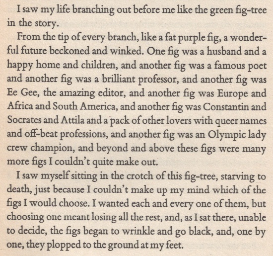 the best the bell jar ideas the bell jar quotes  the green fig tree the bell jar sylvia plath