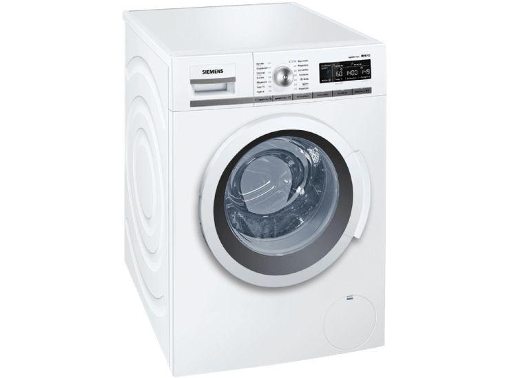 SIEMENS Waschmaschine WM 14 W 550 A+++ 1400 U/Min. - Media Markt