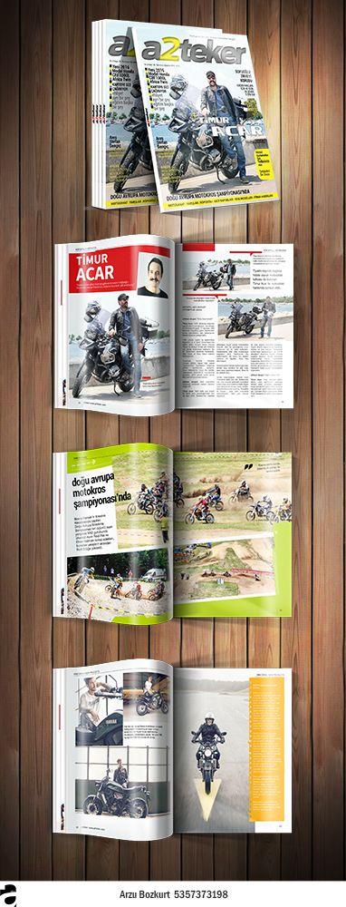 a2teker Dergisi 20. sayı