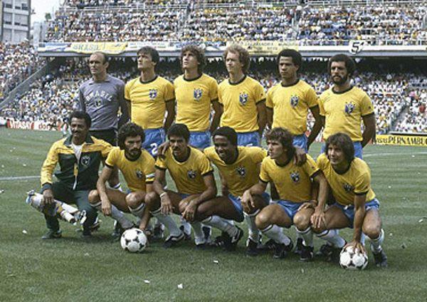 """Brasil en el Mundial 1982: """"El jogo bonito"""""""