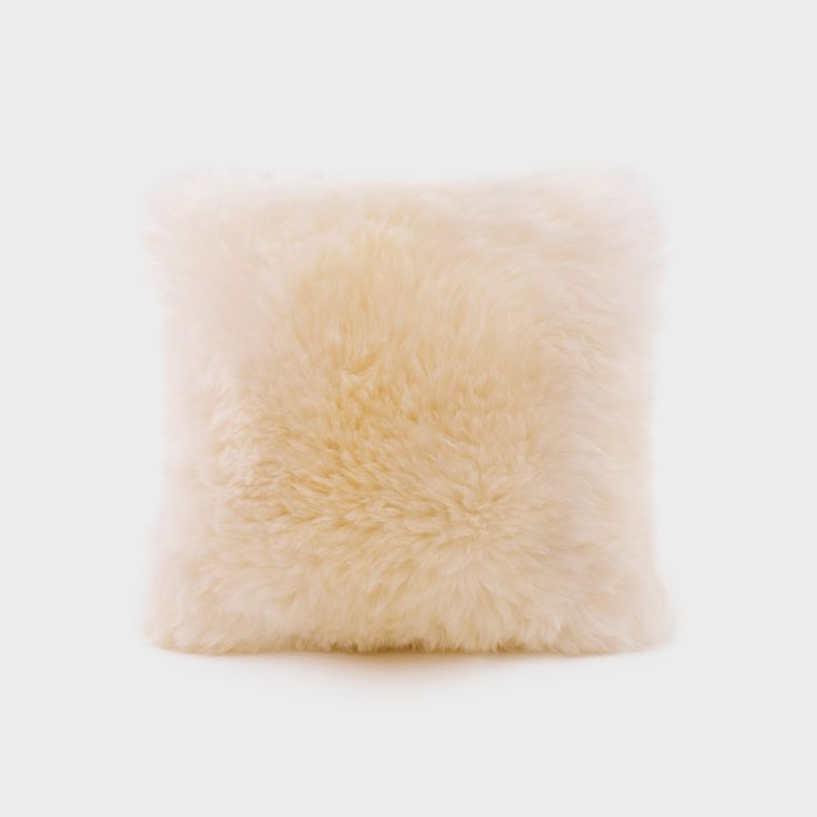 Long Wool Cushion Small Square | Ugg Australia®