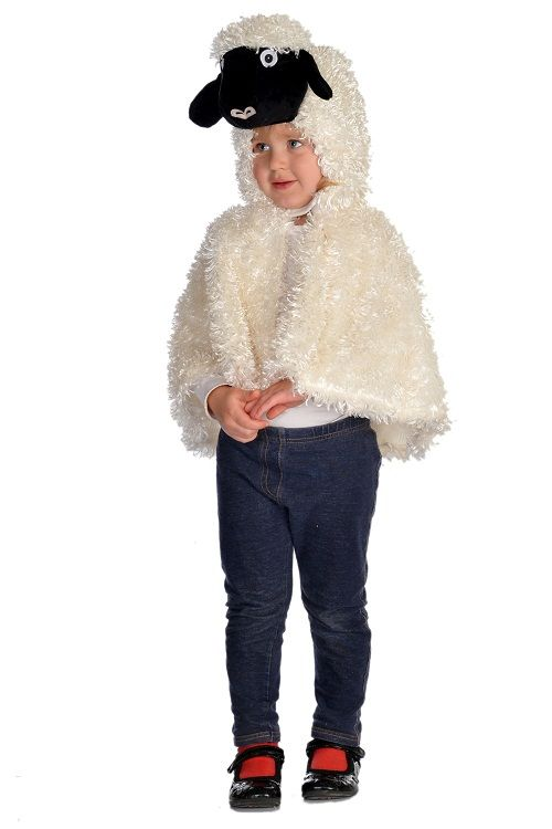 Sheep Nativity Cape Costume (1286)