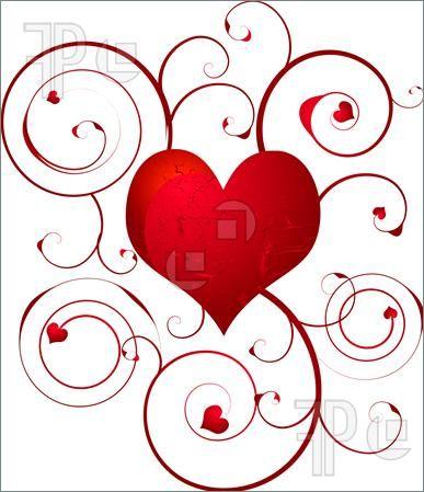 heart swirl @michaelsusanno #OurHeartsareOne #TrueLoveisForever