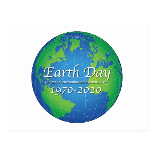 Earth Day 1970-2020, 50 years of environmental awareness