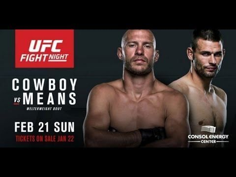 awesome Tim Means on preventing Cowboy Cerrone; talks jail time & turning his life round