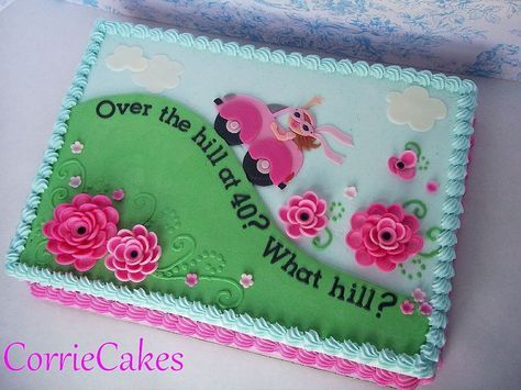 The 25 best Over the hill cakes ideas on Pinterest 50th
