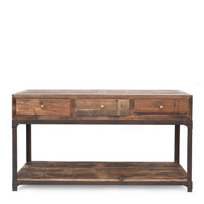 Great As A Dining Room Console Table Or A Behind A Sofa In An Open Living Room Space My Style