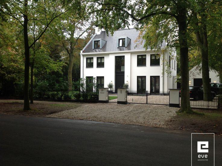 moderne villa_EVE Architecten