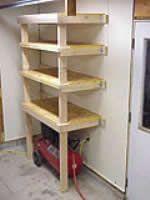 Garage Shelving Plans Part 92