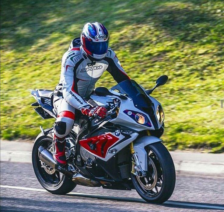 Bmw S1000rr Moto Pinterest Motard Moto Et Cuir