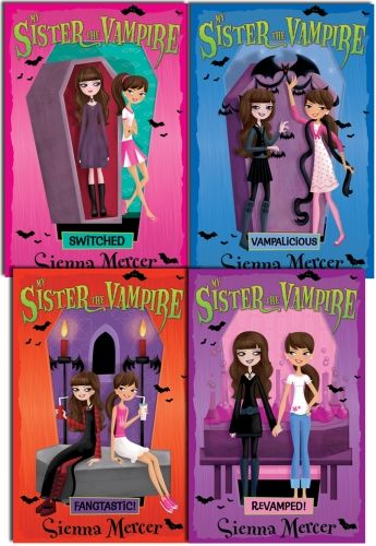 my sister the vampire book 5 pdf