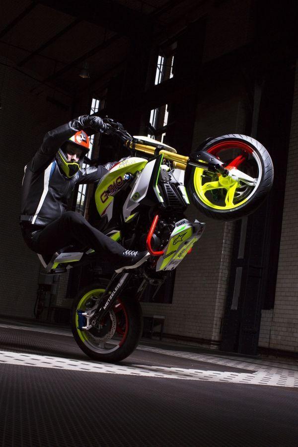 BMW Concept Stunt G 310 - Street. Style. Stunt.