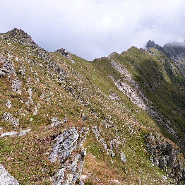 Muchia Netedu- Buteanu, Fagaras Mountains