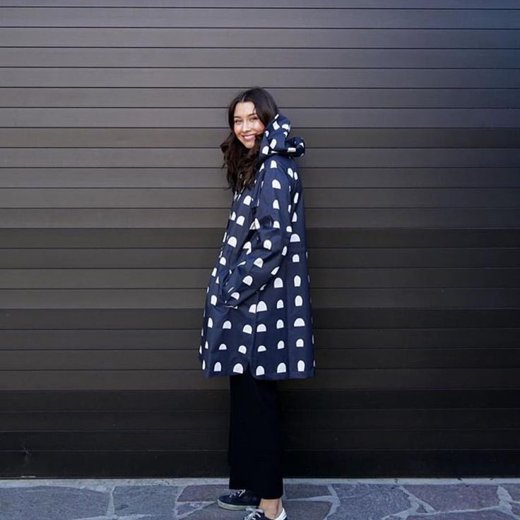 "108 Likes, 1 Comments - Marimekko Australia (@marimekkoaustralia) on Instagram: ""Who says a raincoat can't be stylish!? - we love this image from @camarguefashion // #regram …"""