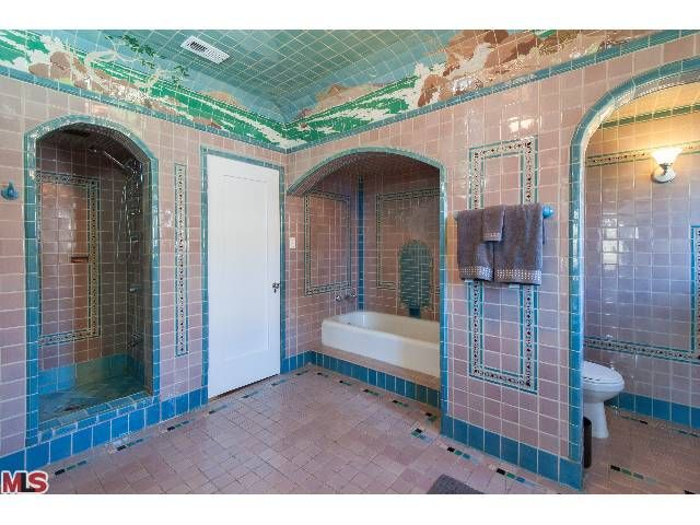 17 Best Images About Spanish Revival Baths On Pinterest