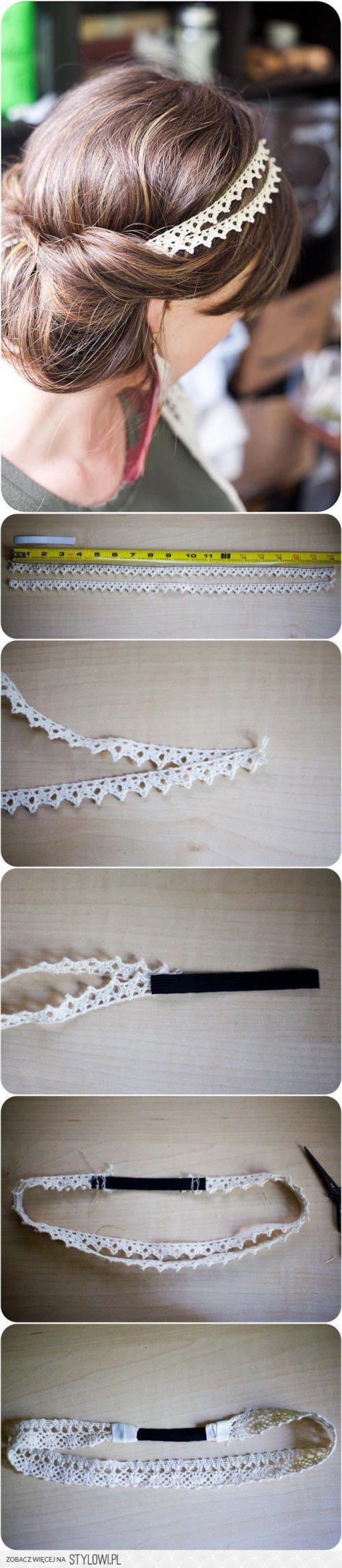 leuk idee, met elastiek en mooi kanten randje