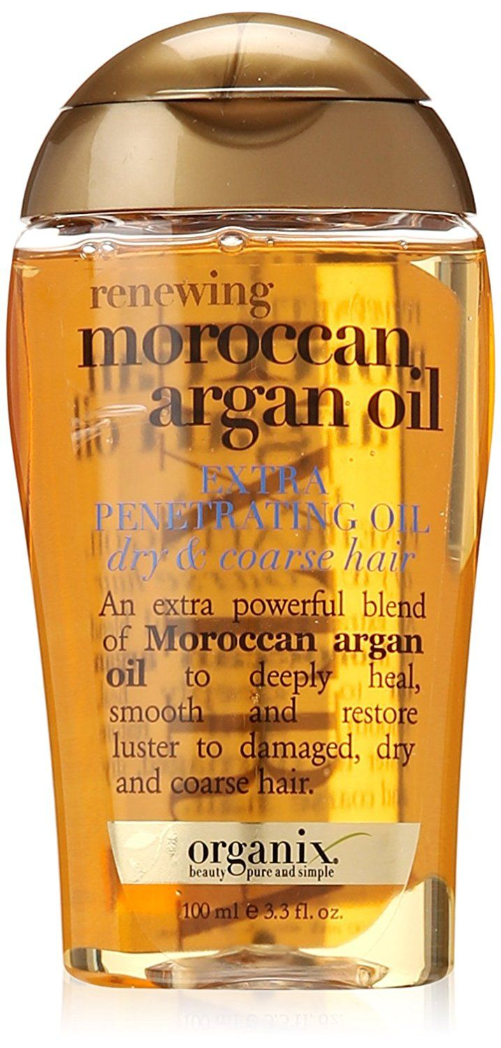 (OGX) Organix Moroccan Argan Oil Extra Penetrating Oil, 3.3 Ounce -- For more information, visit image link.