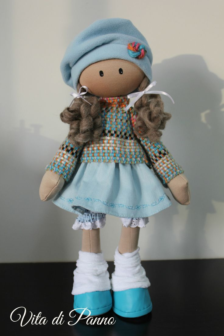 Куклы большеножки своими руками мастер класс