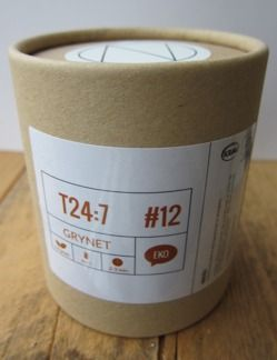 T24:7 #12 Grynet www.teadventskalendern.se