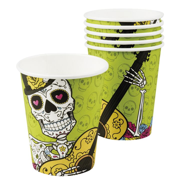 Day of the dead -muki
