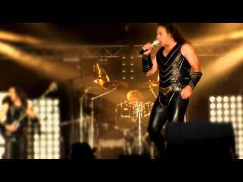 MANOWAR - Call To Arms - Live In Finland - Full Video - YouTube