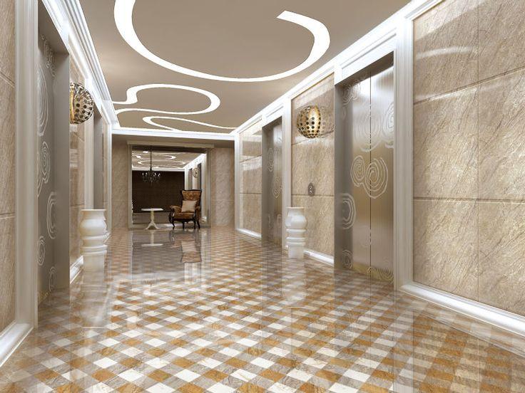 Lobby Wall Tiles Design Interior Wall Tiles Design