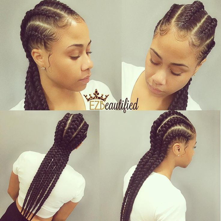 """5 GORG NATURALLY ROOTED Waist length banana braids for @back2britt  @Ciara Inspired   Done @Beautybarhairatl Make yur appt now! Go to…"""