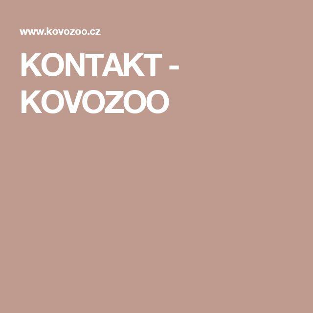 KONTAKT - KOVOZOO