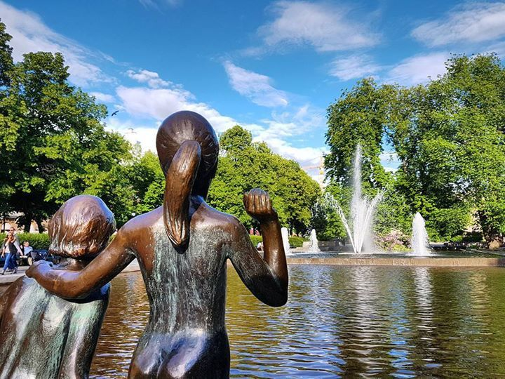 Beautiful weather in #Oslo #Norway http://ift.tt/2rtBHRL