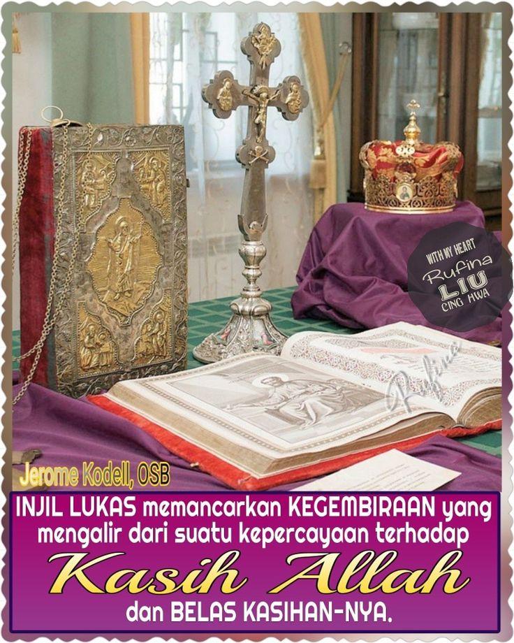 ✿*´¨)*With My Heart  ¸.•*¸.• ✿´¨).• ✿¨) (¸.•´*(¸.•´*(.✿ GOOD MORNING ....GBU ~  Rabu, 18 Oktober 2017 Pesta Santo Lukas, Penginjil