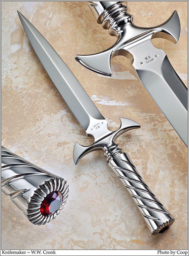 Photos SharpByCoop • Gallery of Handmade Knives - Page 16 - unusual