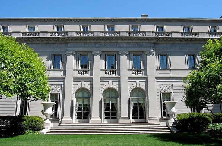 How the Robber Barons Forged the Great American Art Collector: Part III – The Frick Collection #art #americanart