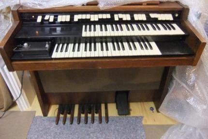 Hammondorgel K100 in Nord - Hamburg Eppendorf | Musikinstrumente und Zubehör gebraucht kaufen | eBay Kleinanzeigen