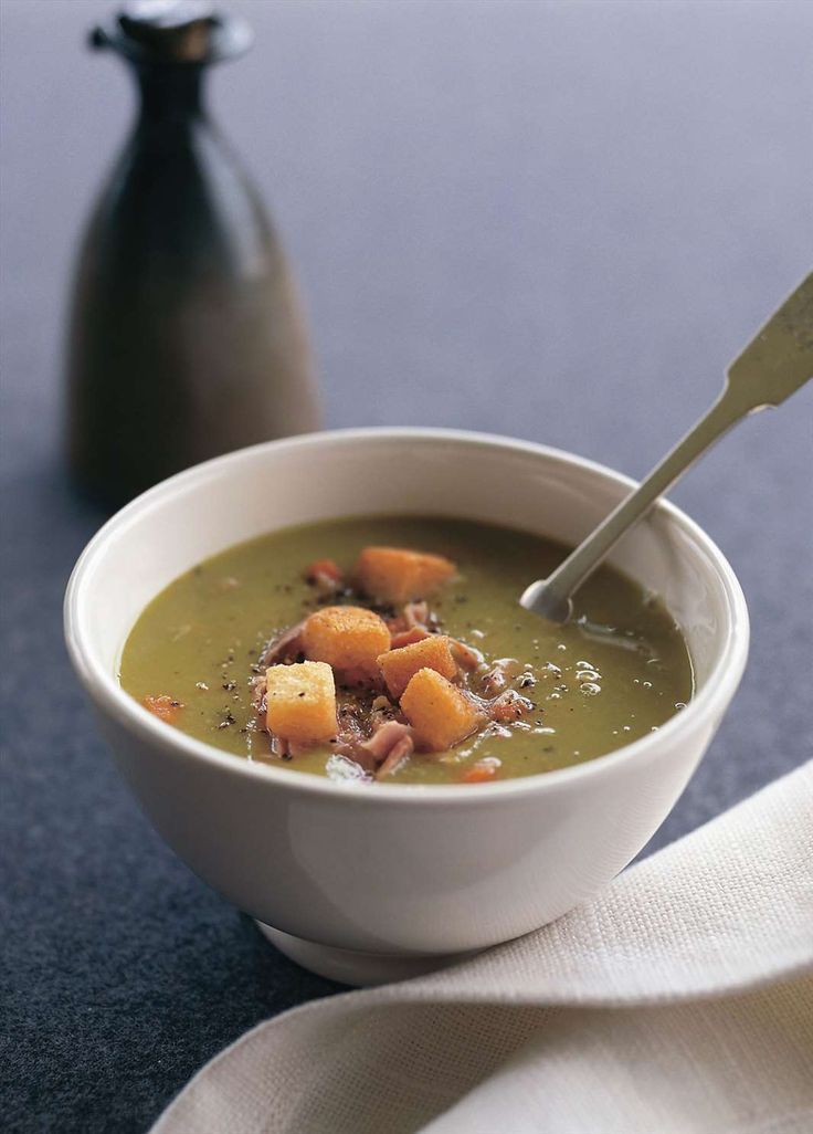 Pea and ham soup by Margaret Fulton from The Margaret Fulton Cookbook | Cooked