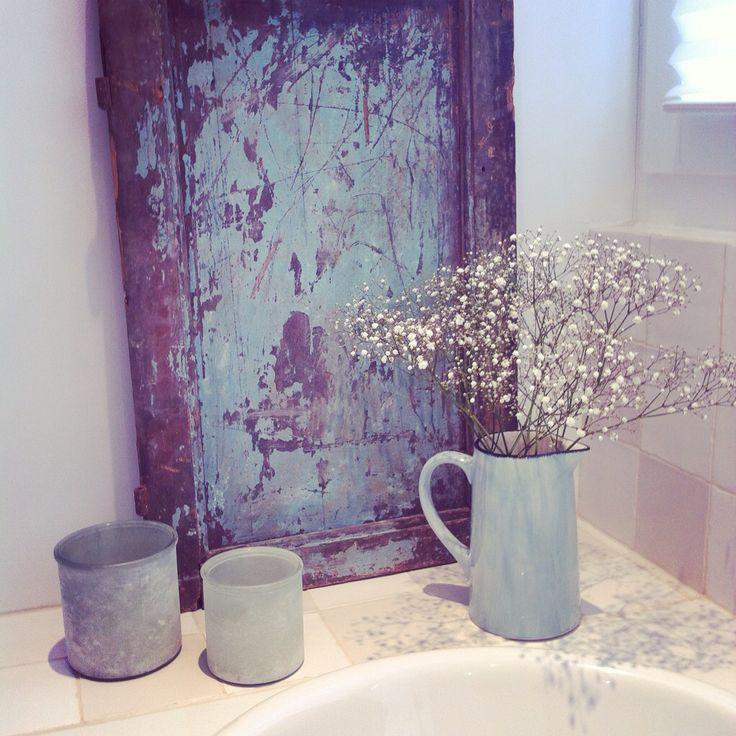 Vintage bathroom@aukgaaf!