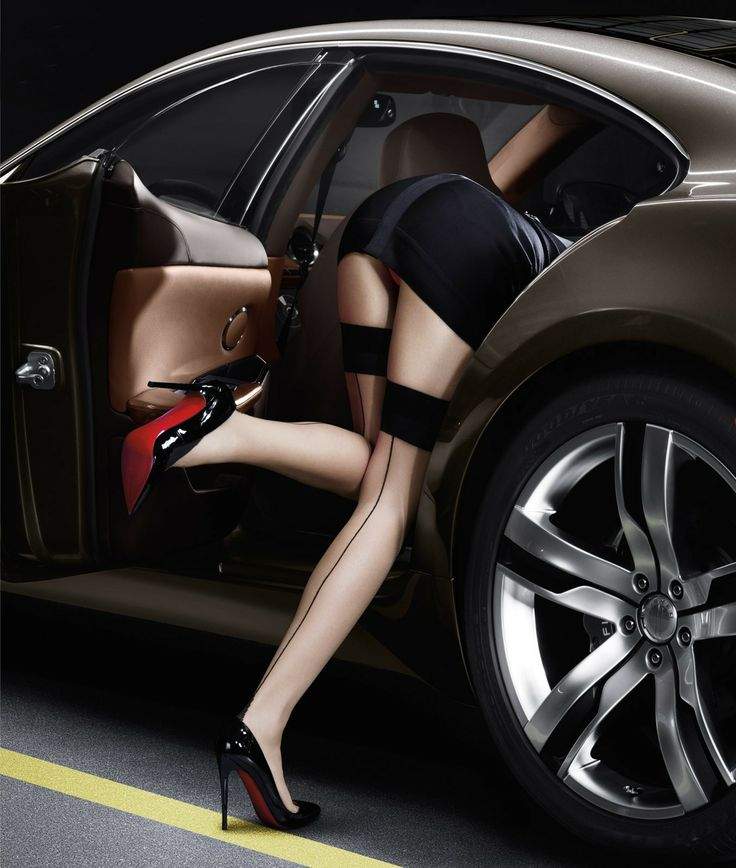 sexy woman in car femme sexy en voiture blonde sexy cars pinterest sexy cars and cars. Black Bedroom Furniture Sets. Home Design Ideas