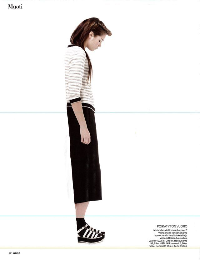 Lydia Sandal, White. ANNA 2014